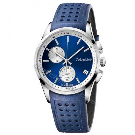 "Мъжки швейцарски кварцов часовник Calvin Klein ""Bold"" K5A371VN"