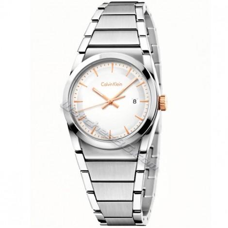 Часовник Calvin Klein Step K6K33B46