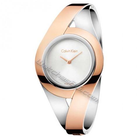 """Дамски часовник Calvin Klein """"Sensual"""" K8E2S1Z6"""