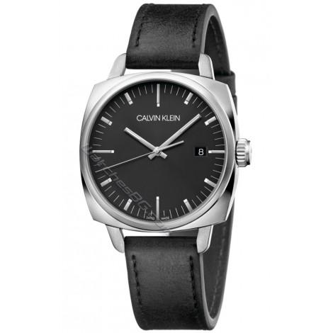 Мъжки кварцов часовник Calvin Klein Swing K9N111C1