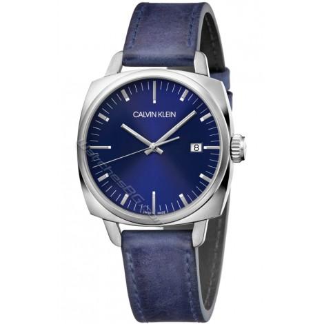 Мъжки кварцов часовник Calvin Klein Swing K9N111VN