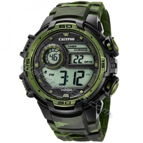 Часовник CALYPSO Camouflage K5723/2