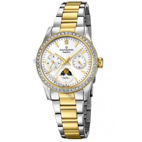 Дамски часовник CANDINO Moon-Phase C4687/1