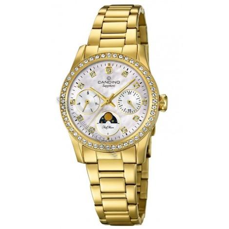 Дамски часовник CANDINO Moon-Phase C4689/1