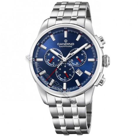 Мъжки кварцов часовник CANDINO Elegance C4698/3 Chronograph