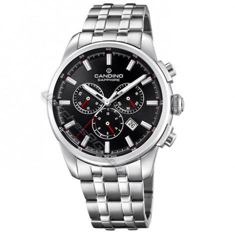 Мъжки кварцов часовник CANDINO Elegance C4698/4 Chronograph
