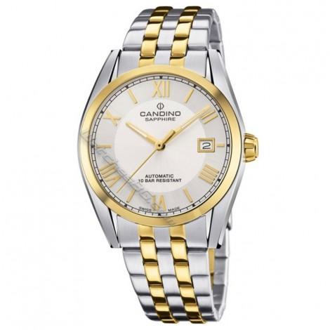 Мъжки механичен часовник CANDINO Elegance C4702/1