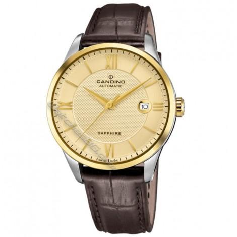 Мъжки механичен часовник CANDINO Elegance C4708/1