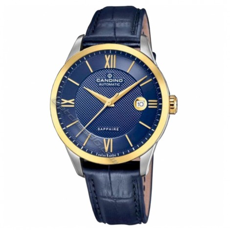 Мъжки механичен часовник CANDINO Elegance C4708/2