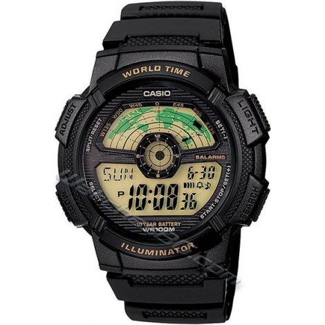 CASIO AE-1100W-1BV Collection