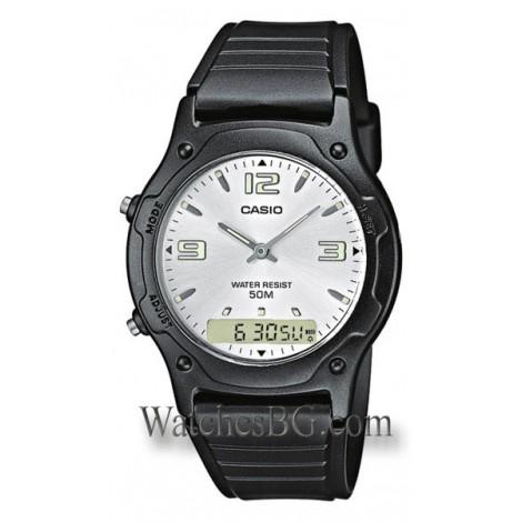 CASIO AW-49HE-7AV digital timer
