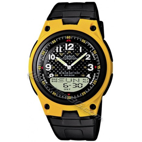 CASIO AW-80-9BV Collection