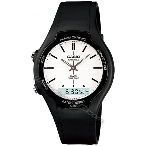 CASIO AW-90H-7EV Collection