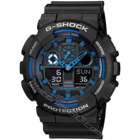 Casio GA-100-1A2 G-Shock