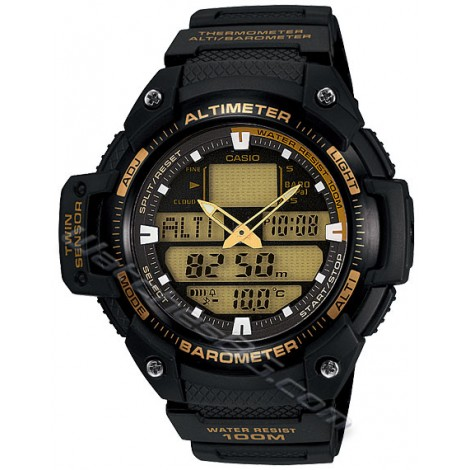 CASIO SGW-400H-1B2 Collection