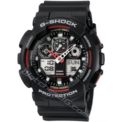 Casio GA-100-1A4 G-Shock