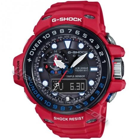 Часовник CASIO GWN-1000RD-4AE G-SHOCK