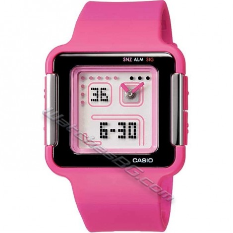 CASIO LCF-20-4DR Collection