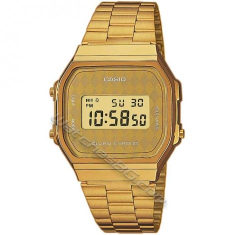 CASIO A168WG-9BW Collection