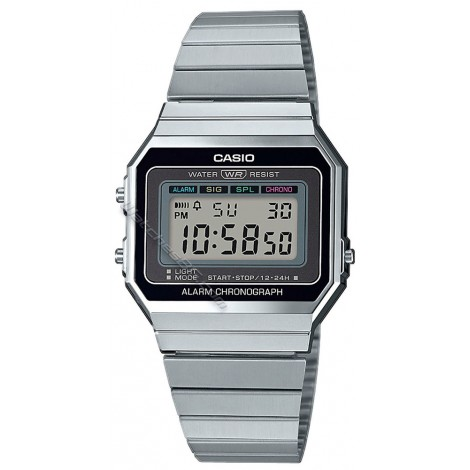 Кварцов часовник CASIO Collection A700WE-1A