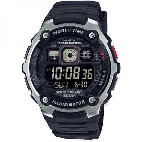 Casio AE-2000W-1BV Sporty Digital