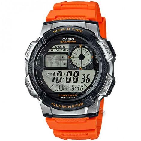 Мъжки часовник CASIO AE-1000W-4BV Sport Timer