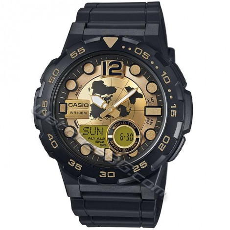 Часовник Casio AEQ-100BW-9AV Collection