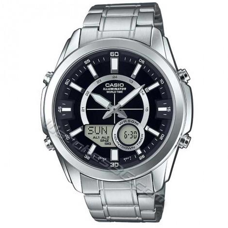 Мъжки часовник CASIO AMW-810D-1AV ILLUMINATOR