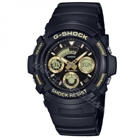 Мъжки кварцов часовник Casio G-Shock  AW-591GBX-1A9