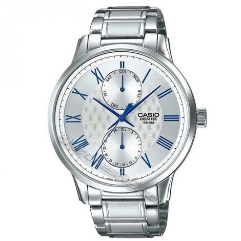 Мъжки кварцов часовник CASIO BEM-313D-7AV