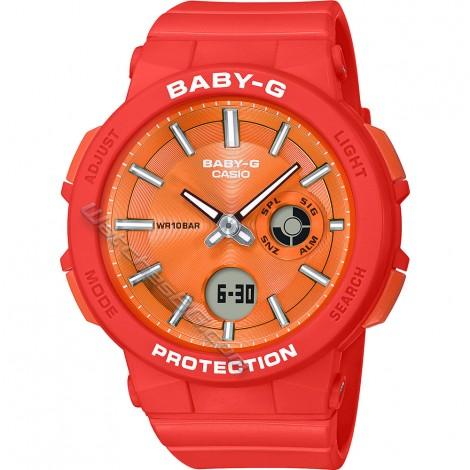 Дамски часовник CASIO Baby-G BGA-255-4AER