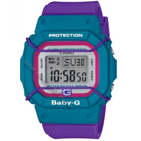 Дамски кварцов часовник CASIO BABY-G BGD-525F-6ER
