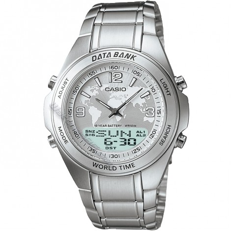 Мъжки часовник CASIO Databank DBW-30D-7AVEF