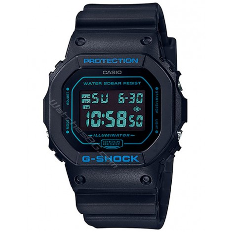 Мъжки спортен часовник CASIO G-SHOCK DW-5600BBM-1ER