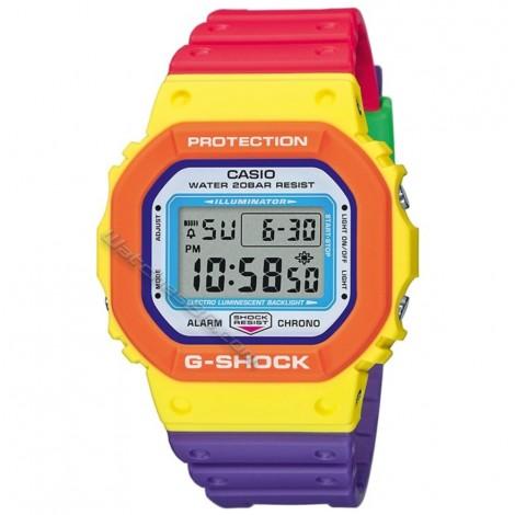 Мъжки часовник CASIO G-SHOCK DW-5610DN-9ER
