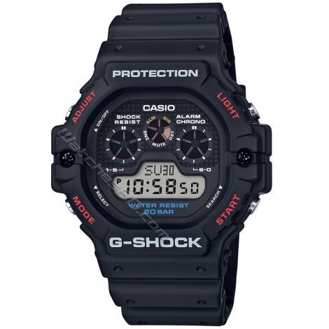 Мъжки кварцов часовник CASIO G-SHOCK DW-5900-1ER