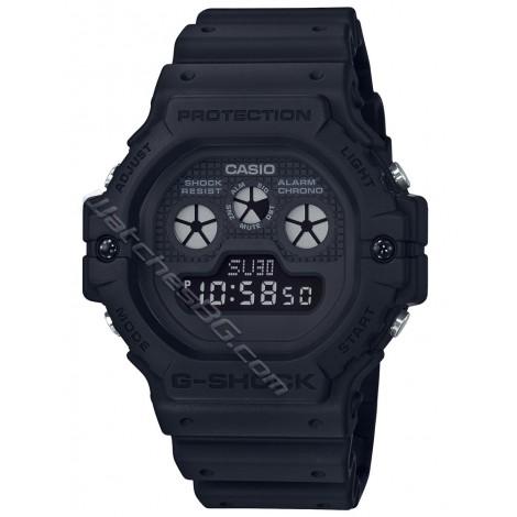 Мъжки кварцов часовник CASIO G-SHOCK DW-5900BB-1ER
