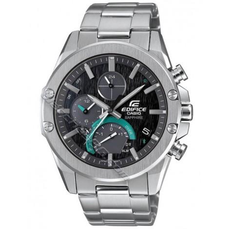 Мъжки часовник CASIO EDIFICE  EQB-1000D-1A Solar Bluetooth