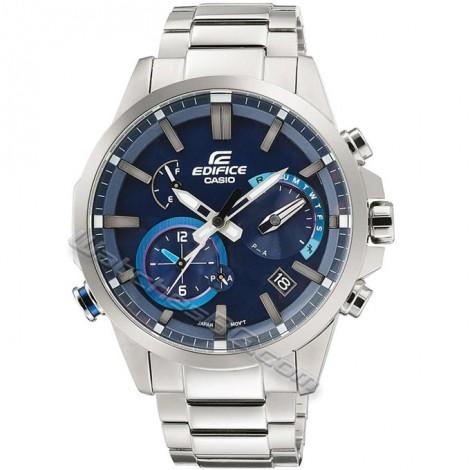 Мъжки кварцов часовник CASIO EDIFICE EQB-700D-2AE Bluetooth