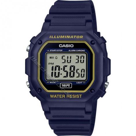 Мъжки кварцов часовник CASIO Collection F-108WH-2A2