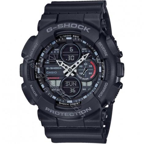 Мъжки кварцов часовник CASIO G-SHOCK GA-140-1A1