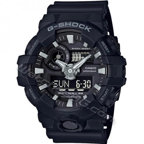Спортен часовник Casio GA-700-1BE G-Shock