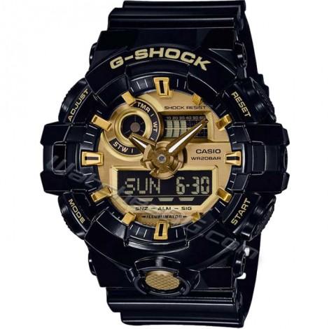 Спортен часовник Casio GA-710GB-1AE G-Shock
