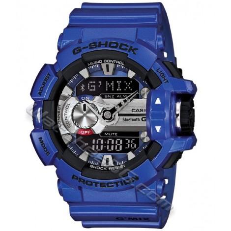 Мъжки кварцов часовник CASIO G-SHOCK GBA-400-2AE Bluetooth