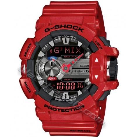 Мъжки кварцов часовник CASIO G-SHOCK GBA-400-4AE Bluetooth