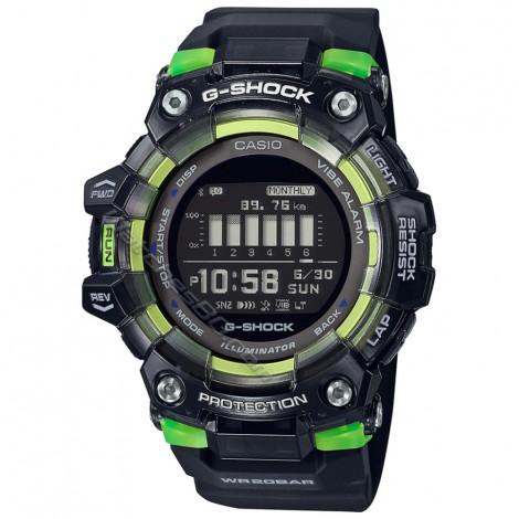 Мъжки часовник CASIO G-SHOCK GBD-100SM-1ER Bluetooth