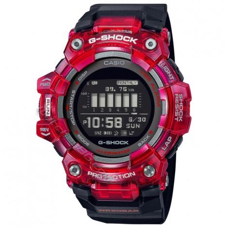 Мъжки часовник CASIO G-SHOCK GBD-100SM-4A1 Bluetooth