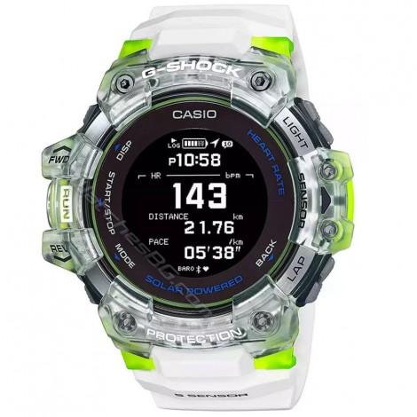 Мъжки часовник Casio G-Shock G-SQUAD GBD-H1000-7A9ER Bluetooth SOLAR