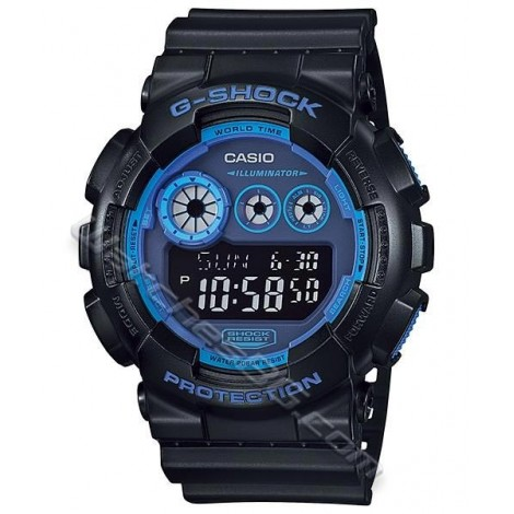 Casio GD-120N-1B2 G-Shock