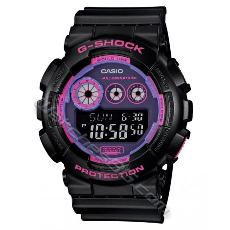Casio GD-120N-1B4 G-Shock